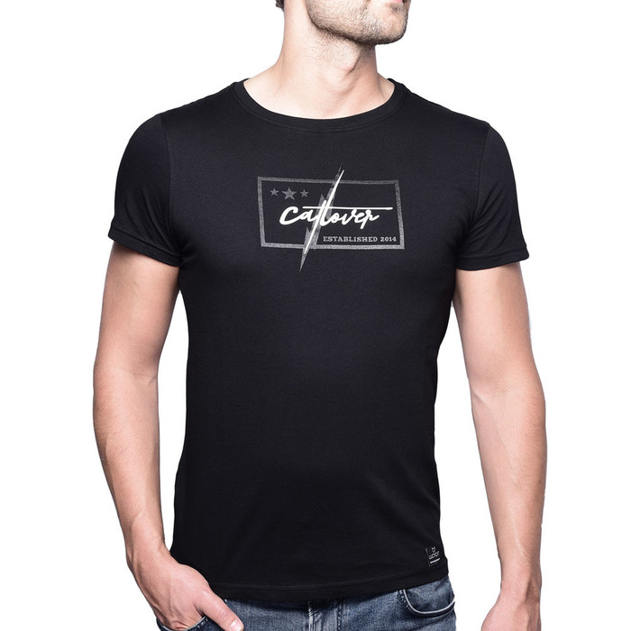 Catlover Collection 2021 - T-Shirt Schwarz XL